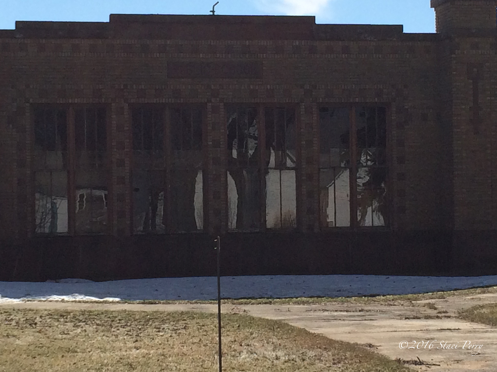 Former Verdi, Minnesota Public School